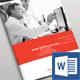 ERP Services Brochure Design  - GraphicRiver Item for Sale