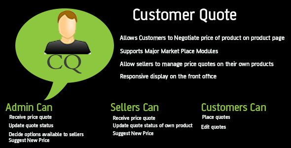Customer Quote - CodeCanyon Item for Sale