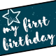 My First Birthday - VideoHive Item for Sale