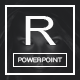 Rio Powerpoint Template - GraphicRiver Item for Sale