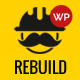 ReBuild - WP Construction & Building Business Theme Nulled