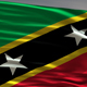 Saint Kitts and Nevis Flag - VideoHive Item for Sale