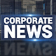 Corporate News Broadcast Full Package - VideoHive Item for Sale
