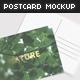 A6 Postcard / Flyer Mock-up - GraphicRiver Item for Sale