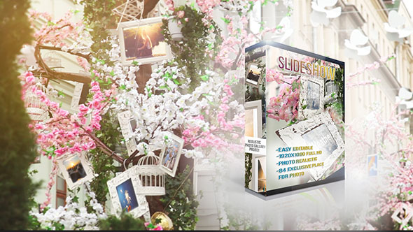 photo gallery flowers and sunny by magicpictures  videohive, Beautiful flower