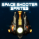 Space Shooter Sprites - GraphicRiver Item for Sale