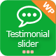 Tiva Testimonials Slider For Wordpress - CodeCanyon Item for Sale