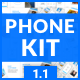 Phone Presentation Kit - VideoHive Item for Sale