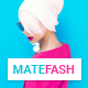 MateFash - Material Fashion Shop PSD Template - ThemeForest Item for Sale