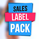 10 Sales Label - VideoHive Item for Sale