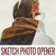 Sketch Photo Opener - VideoHive Item for Sale