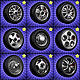 High detailed wheels collection. (10 wheels) - 3DOcean Item for Sale