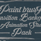 Paint Brush Transition and Animation Strokes - VideoHive Item for Sale