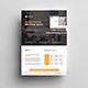 Web Design Agency Flyer