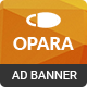 Opara | Shopping HTML 5 Animated Google Banner - CodeCanyon Item for Sale