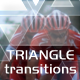 Mosaic Transitions: Triangle - VideoHive Item for Sale