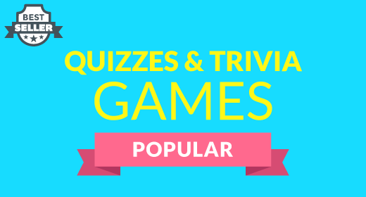 Popular Quizzes & Trivia Games