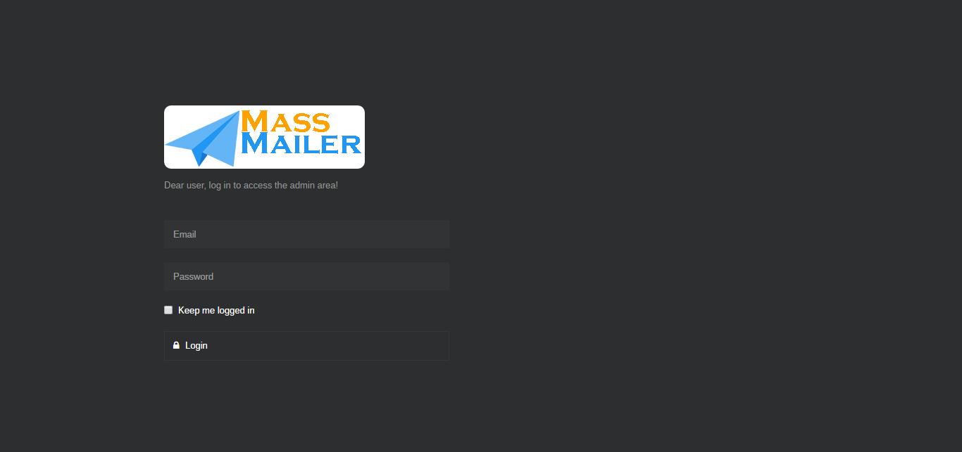 Brightery Basic Mass Mailer