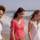 Girls On The Beach - VideoHive Item for Sale