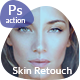 Skin Retouching Action - GraphicRiver Item for Sale