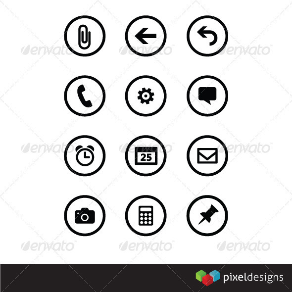 Metro style base icons - Software Icons