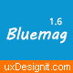 Bluemag - A Smart Scroll Blog / Magazine WordPress Responsive Theme - ThemeForest Item for Sale