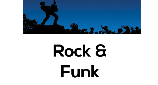 Rock and Funk