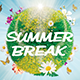 Spring / Summer Break Flyer - GraphicRiver Item for Sale