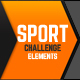 Sport Challenge Elements  - VideoHive Item for Sale