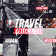 Urban Travel Glitch Reel - VideoHive Item for Sale