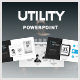 Utility Powerpoint Template - GraphicRiver Item for Sale