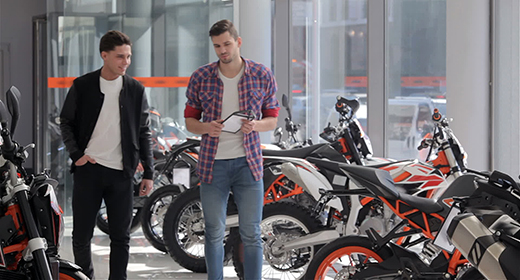 Motobike salon