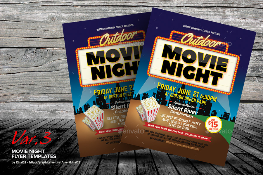 Screenshots/01_graphic River Movie Night Flyer Templates Kinzi21  Screenshots/02_graphic River Movie Night Flyer Templates Kinzi21 ...