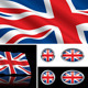 United Kingdom Flag Collection - GraphicRiver Item for Sale