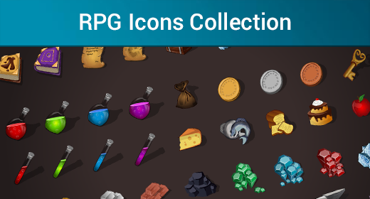 RPG Icons Collection
