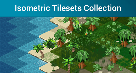 Isometric Tilesets Collection