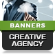 Creative Agency Banner Ads - HTML5 Animation  - CodeCanyon Item for Sale