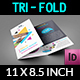 Print Shop Tri-Fold Brochure Template - GraphicRiver Item for Sale