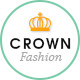 Crown - Ecommerce PSD Template