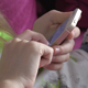 Young Girl Using Smartphone At Home 01 - VideoHive Item for Sale