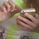 Young Girl Using Smartphone At Home 04 - VideoHive Item for Sale