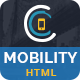 Mobility One Page HTML Template Nulled
