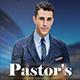 Pastor's Appreciation Church Flyer - GraphicRiver Item for Sale
