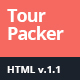 Tour Packer - Tour Agency HTML Template Nulled