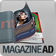Magazine Advertisement Template  - GraphicRiver Item for Sale
