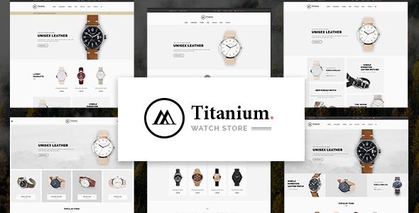 Ap Titanium Responsive Shopify Theme
