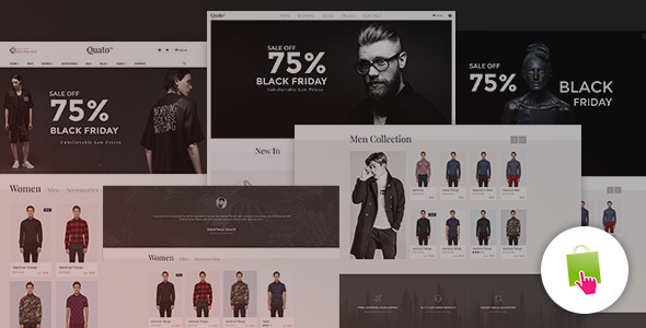 JMS Quato - Responsive Prestashop Theme - Fashion PrestaShop