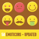 Emoticons - Updated Version - GraphicRiver Item for Sale