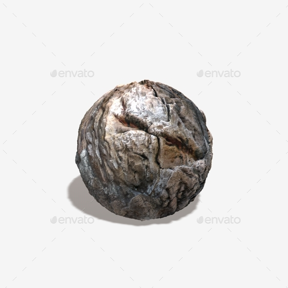 Rocky Mountain Seamless Texture