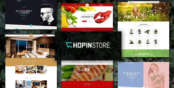 Image of Ap Chopin Shopify Responsive Theme